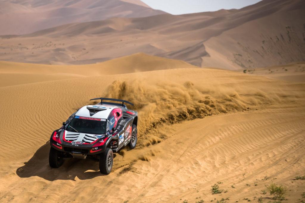 Mathieu Serradori, Silk Way Rally 2019