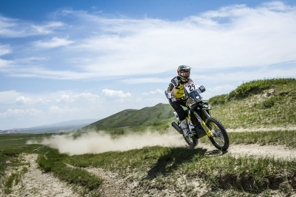 Andrew Short, Silk Way Rally 2019
