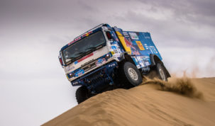 Anton Šibalov, Silk Way Rally 2019