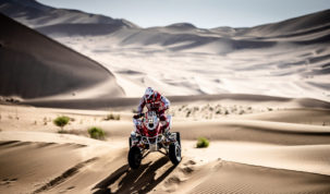 Rafał Sonik, Silk Way Rally 2019