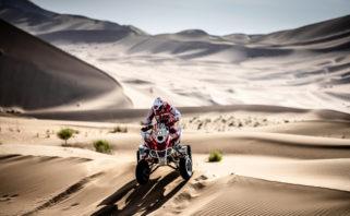 Rafał Sonik, Silk Way Rally 2019