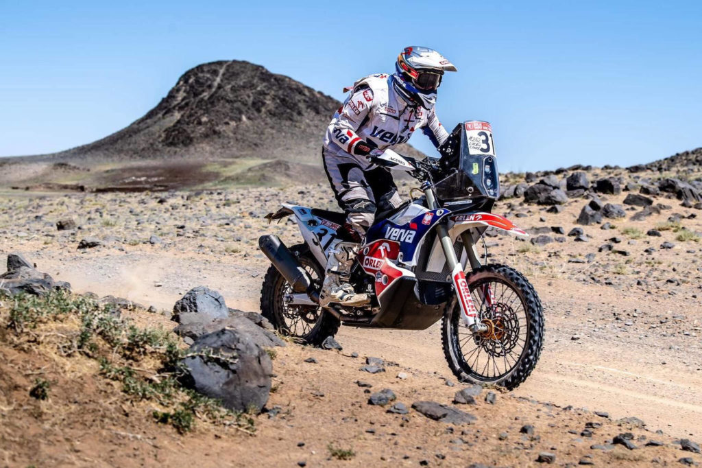 Adam Tomiczek, Silk Way Rally 2019