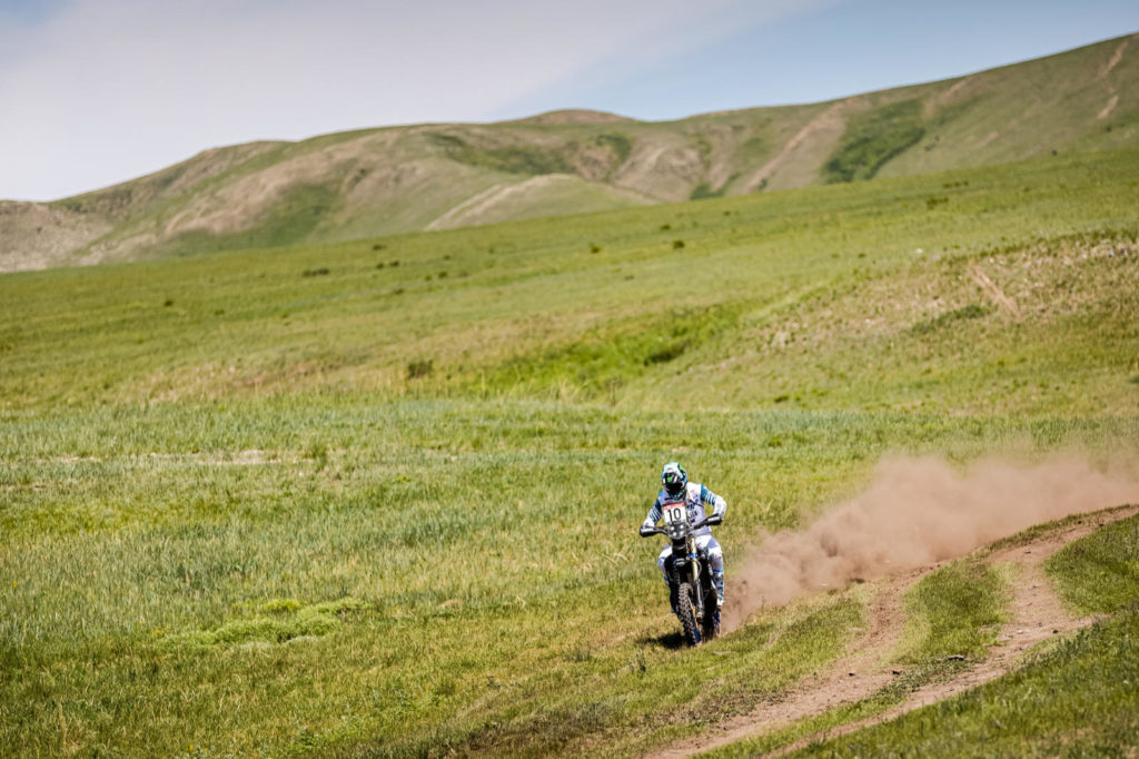 Adrien van Beveren, Silk Way Rally 2019