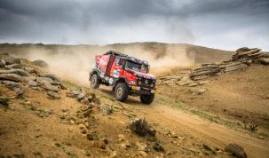 Martin van den Brink, Silk Way Rally 2019
