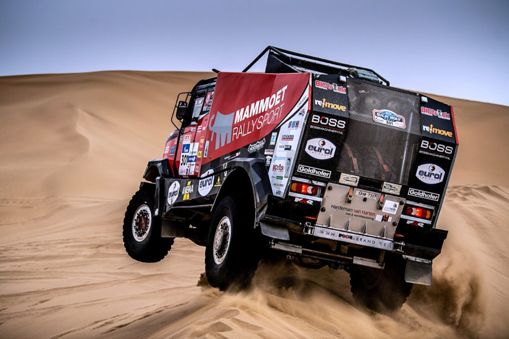 Martin van den Brink, Silk Way Rally 2019