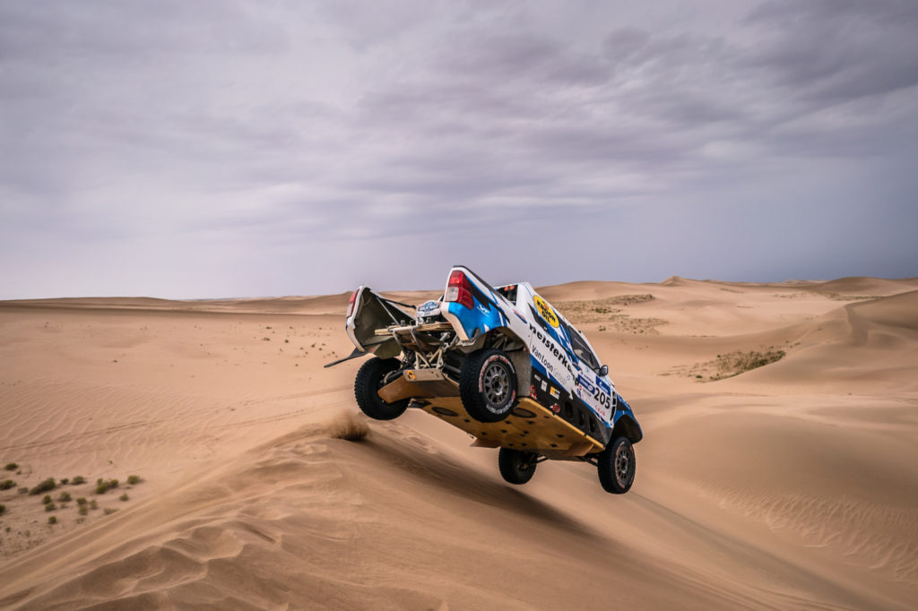 Erik van Loon, Silk Way Rally 2019