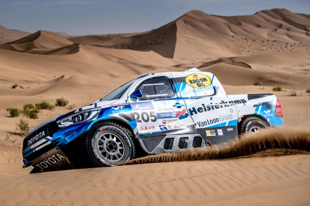 Erik van Loon, Silk Way Rally 2019