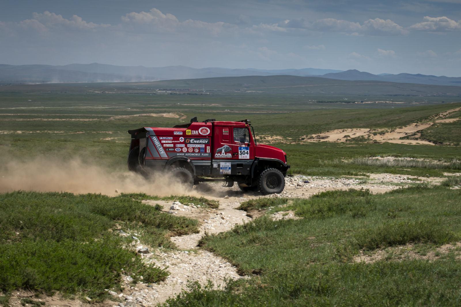 Sergej Vjazovič, Silk Way Rally 2019