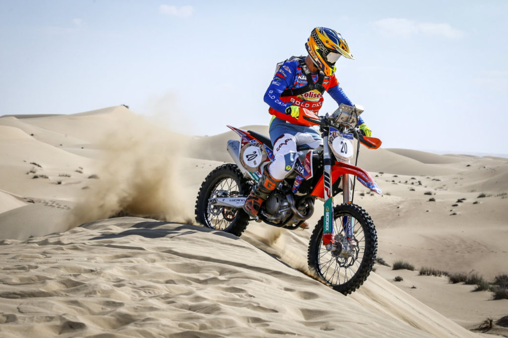 Tomás de Gavardo, Dubai International Baja 2019