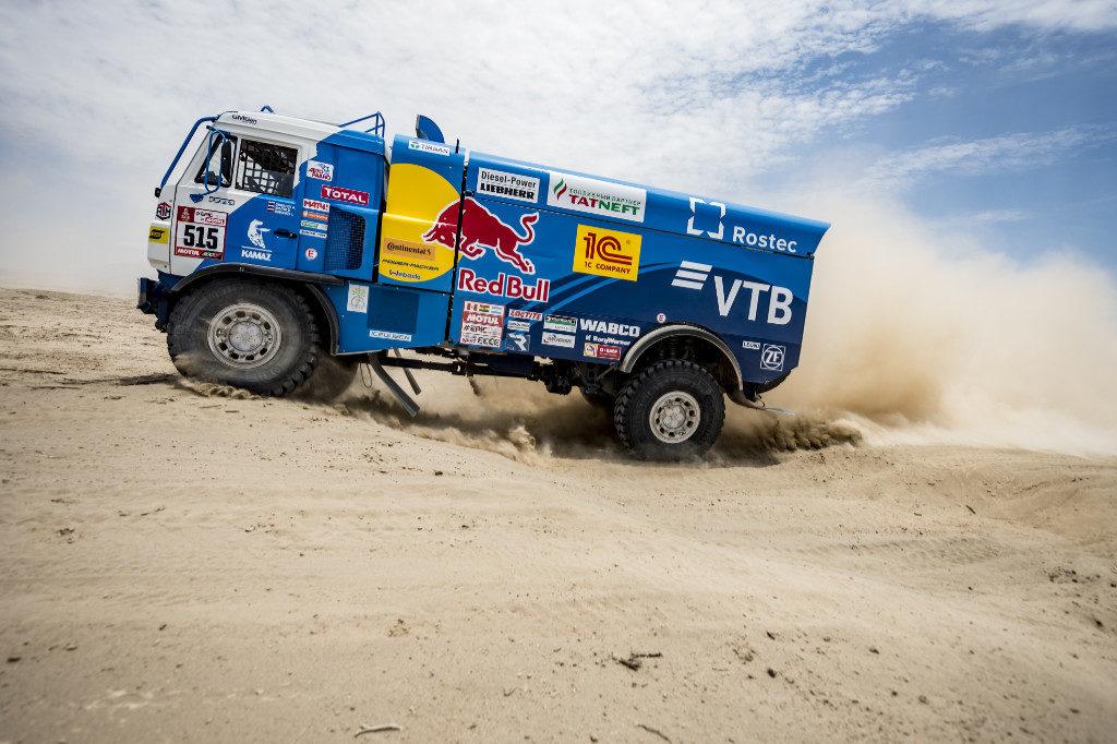 Anton Šibalov, Dakar 2018
