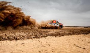 Martin Prokop, Rallye du Maroc 2018