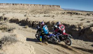 Van Beveren & Brabec, Rallye du Maroc 2018
