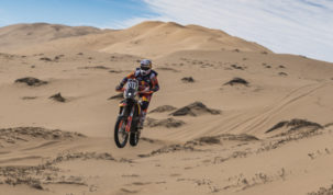 Toby Price, Atacama Rally 2019