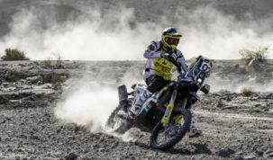 Pablo Quintanilla, Atacama Rally 2019
