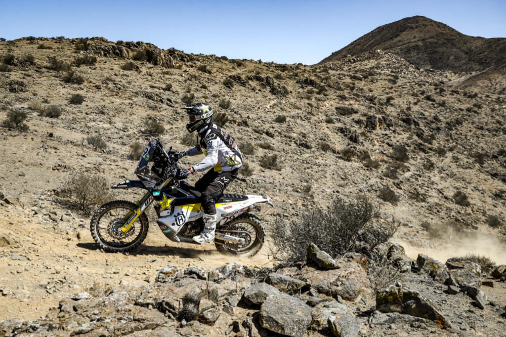 Andrew Short, Atacama Rally 2019