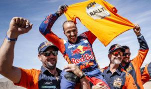 Sam Sunderland, Atacama Rally 2019