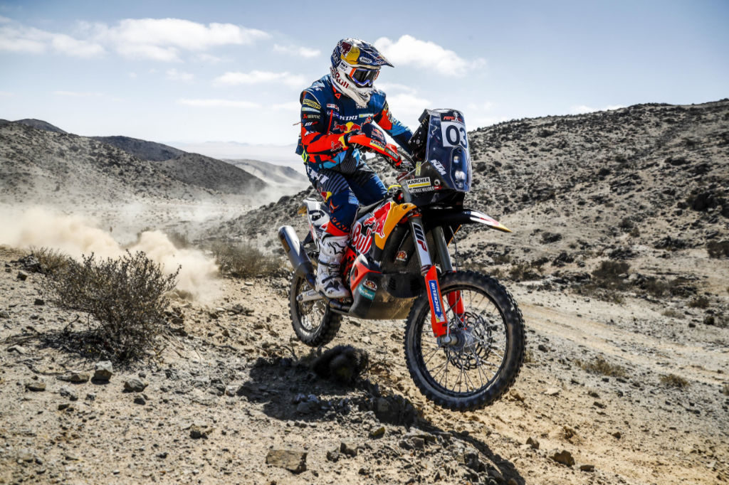 Matthias Walkner, Atacama Rally 2019