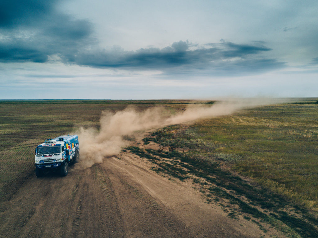 Anton Šibalov, Silk Way Rally 2017
