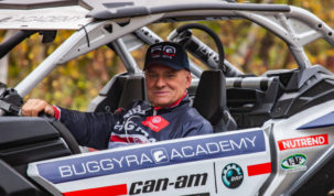Josef Macháček, Can-Am Maverick X3