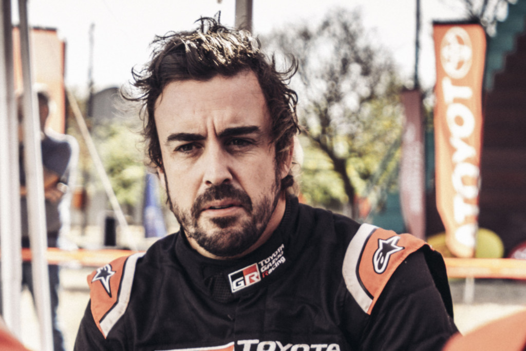 Fernando Alonso, Lichtenburg 2019