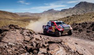 Nasser Al-Attiyah, Rallye du Maroc 2019