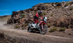Joan Barreda, Rallye du Maroc 2019