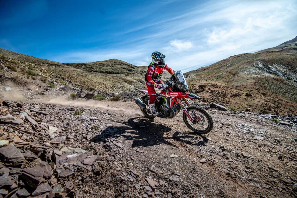 Kevin Benavides, Rallye du Maroc 2019