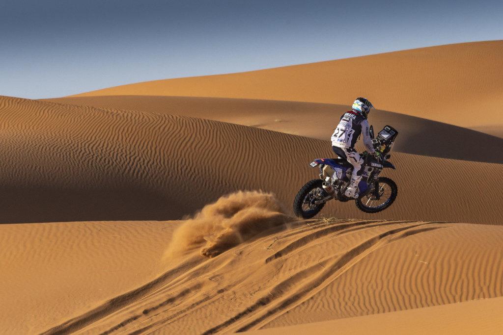 Franco Caimi, Rallye du Maroc 2019
