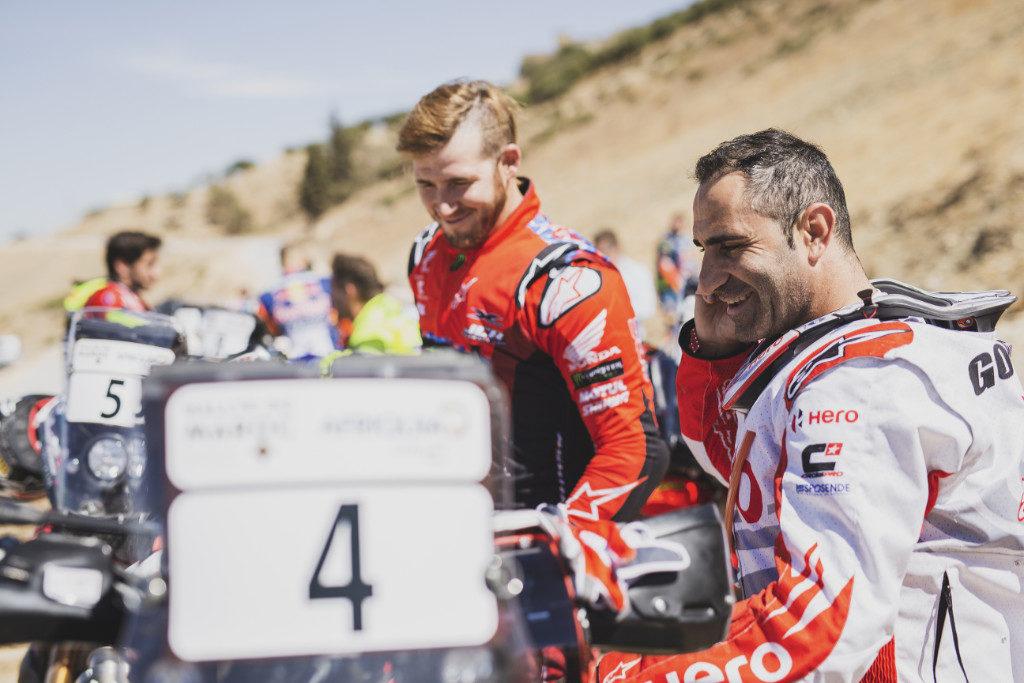 Paulo Gonçalves, Rallye du Maroc 2019
