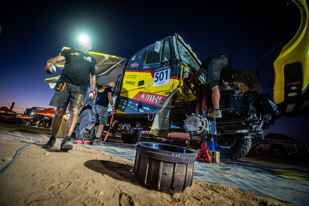 Big Shock Racing, Rallye du Maroc 2019