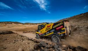 Martin Macík, Rallye du Maroc 2019