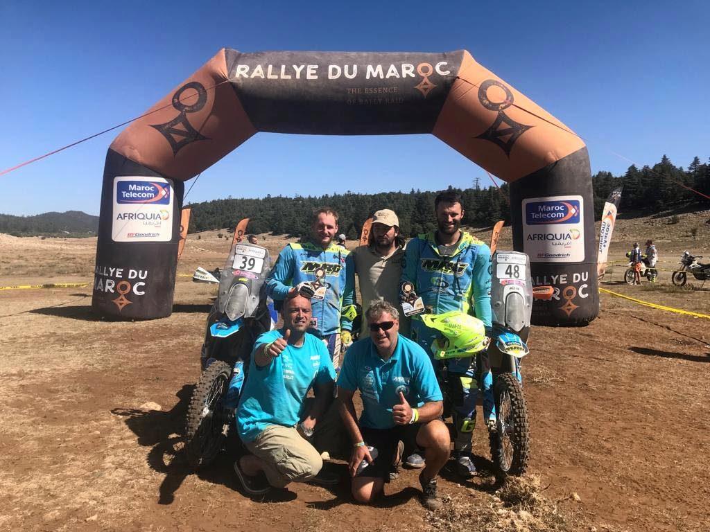 MRG, Rallye du Maroc 2019