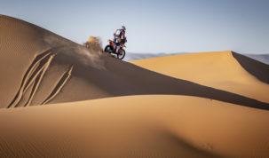 Toby Price, Rallye du Maroc 2019