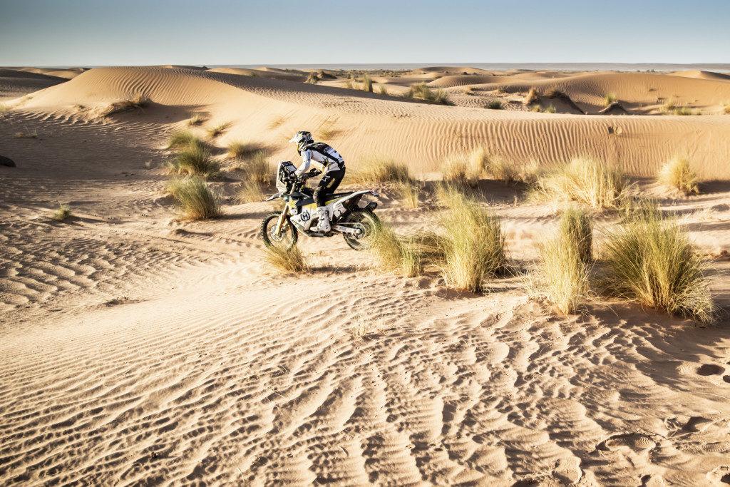 Pablo Quintanilla, Rallye du Maroc 2019
