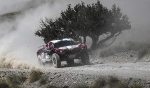 Mathieu Serradori, Rallye du Maroc 2019