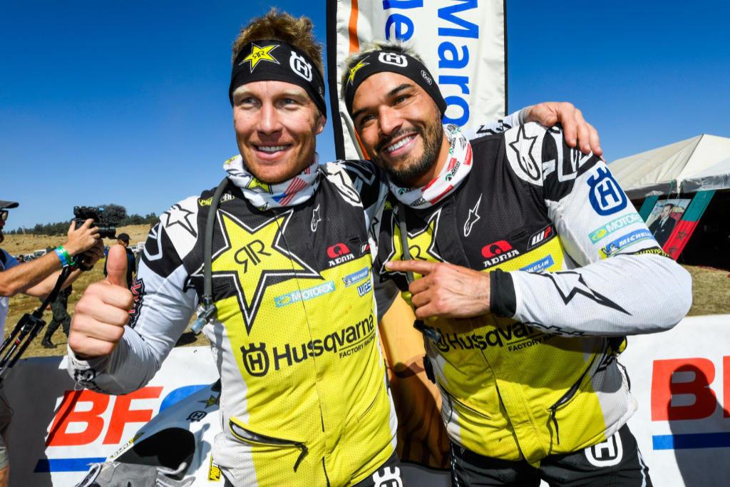 Andrew Short & Pablo Quintanilla, Rallye du Maroc 2019