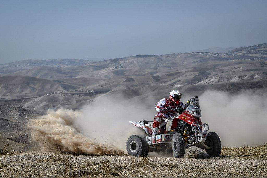 Rafał Sonik, Rallye du Maroc 2019
