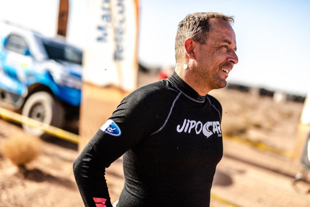 Jan Tománek, Rallye du Maroc 2019