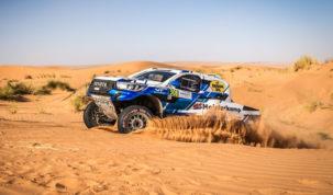 Erik van Loon, Rallye du Maroc 2019