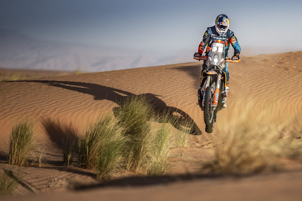 Matthias Walkner, Rallye du Maroc 2019
