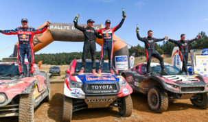 Giniel de Villiers, Rallye du Maroc 2019
