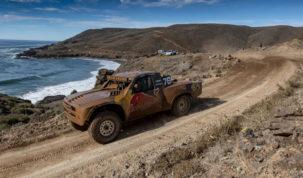 Al-Attiyah & Price, Baja 1000 2019