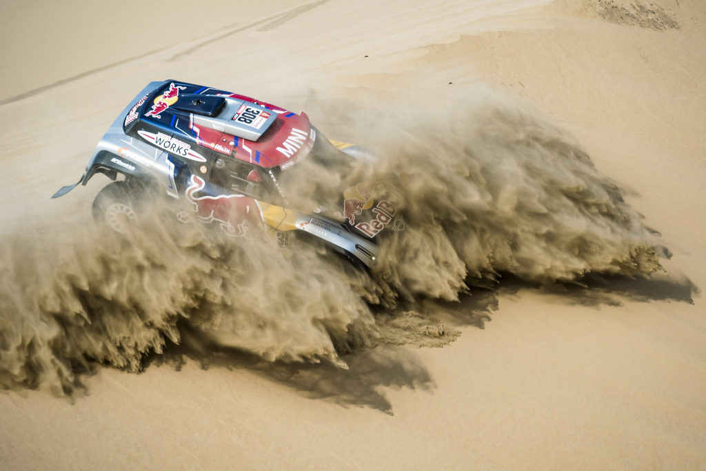 Cyril Despres, Dakar 2019