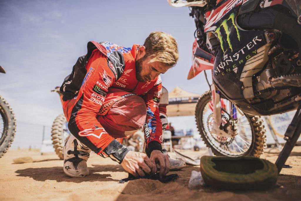 Ricky Brabec, Rallye du Maroc 2019