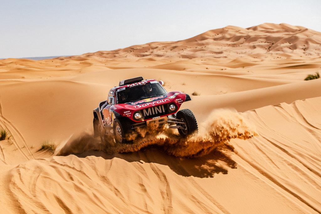 Stéphane Peterhansel, Rallye du Maroc 2019