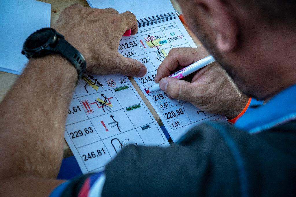 Martin Plechatý, Rallye du Maroc 2019