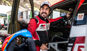 Fernando Alonso, Ula-Neom Cross-Country Rally 2019