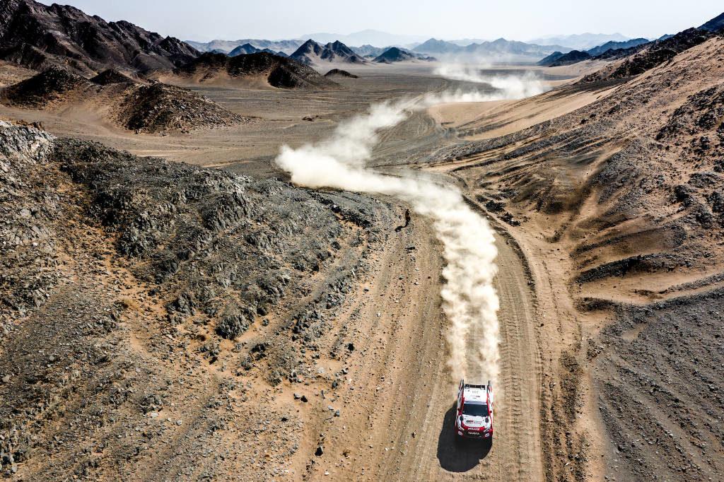 Fernando Alonso, Ula-Neom Cross-Country Rally 2019