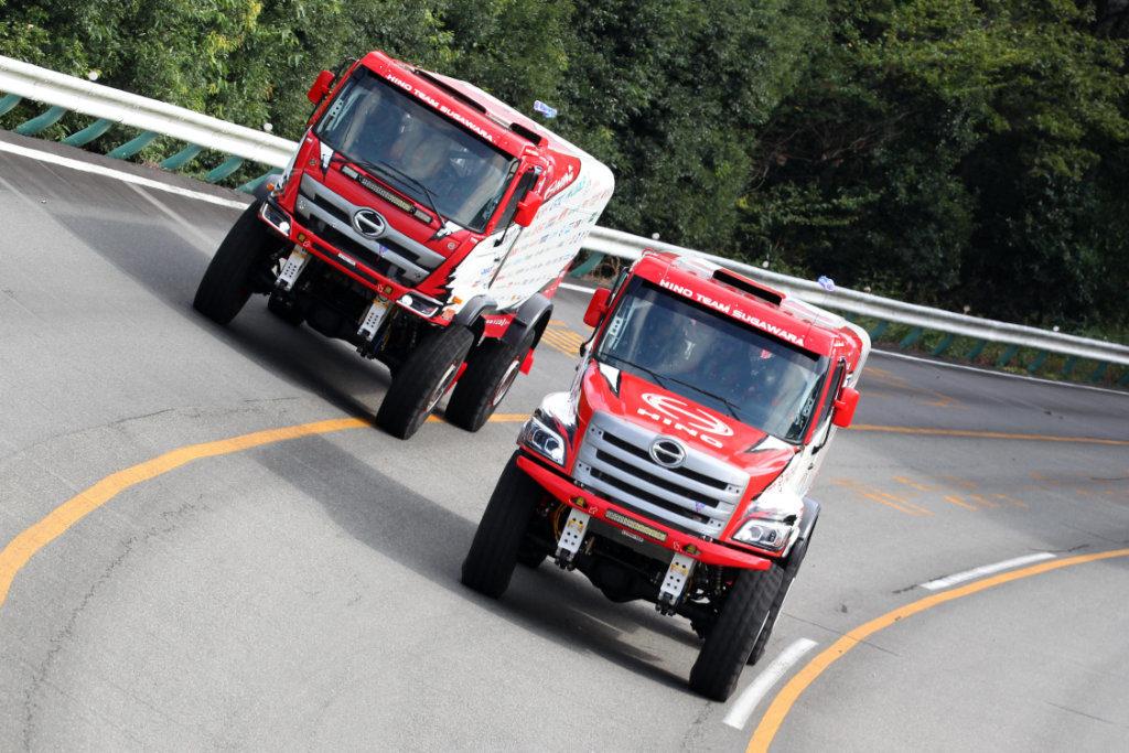 Hino 500 Ranger & Hino 600