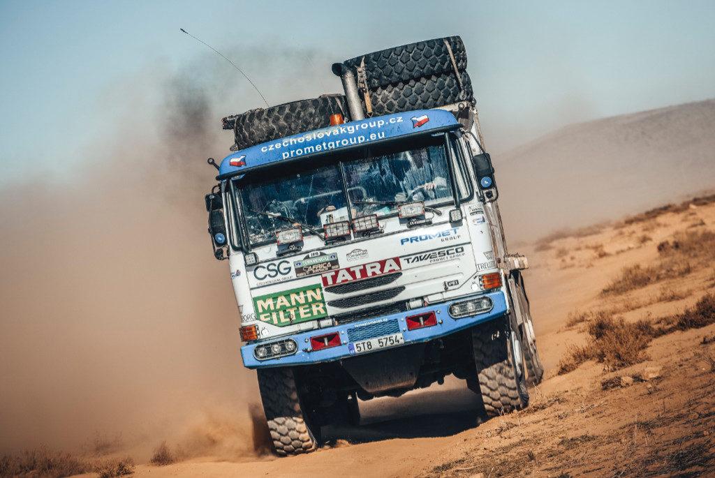 Balai, Africa Eco Race 2019
